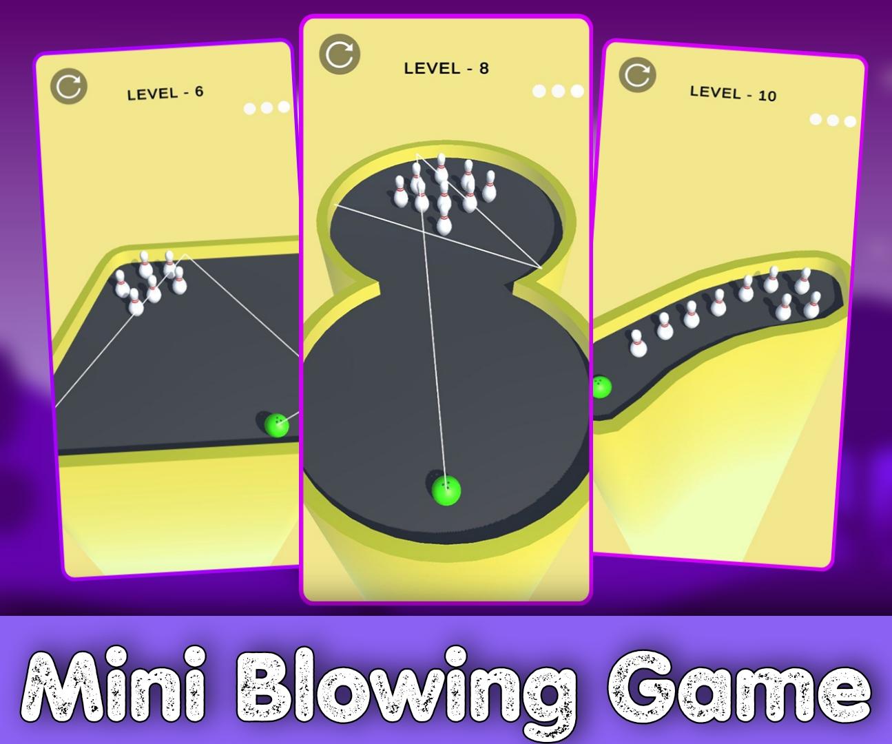 Mini Blowing Game