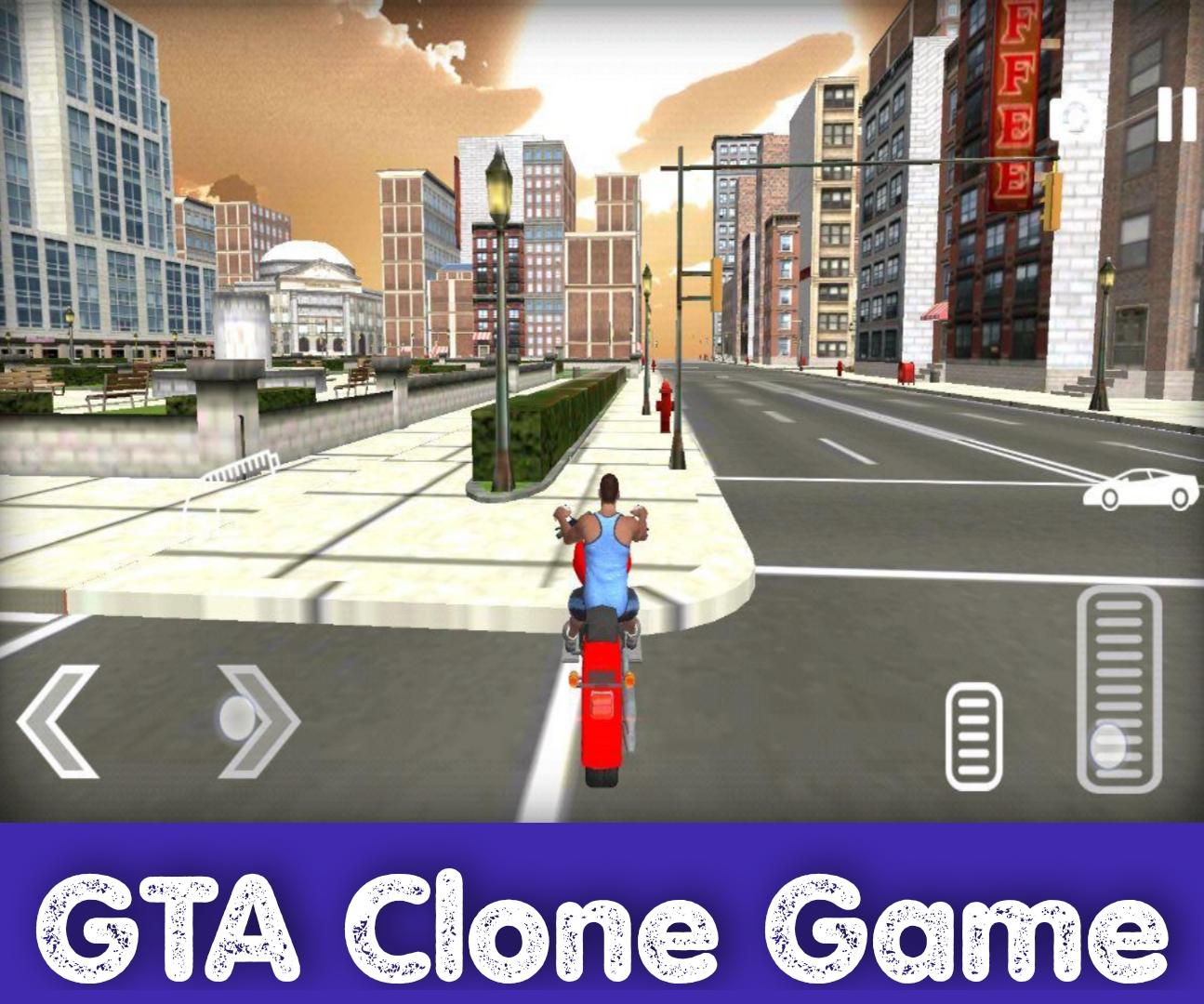 Gta Clone Game