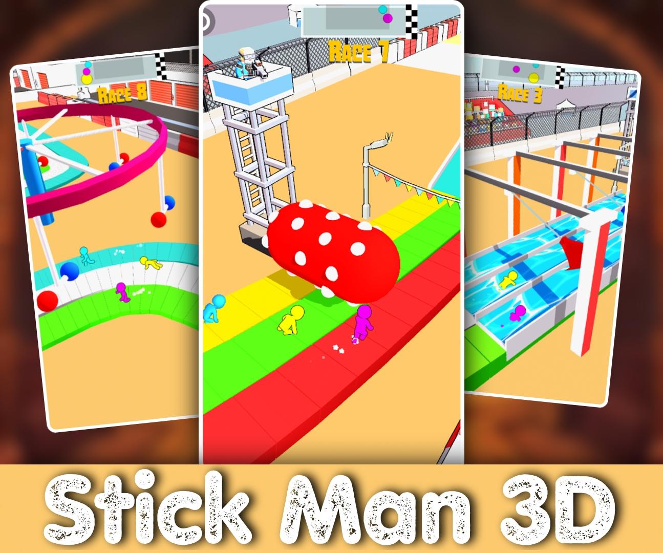Stick Man 3D