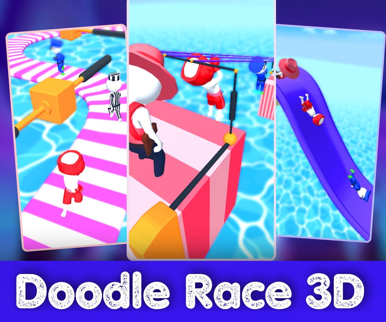 Doodle Race 3D