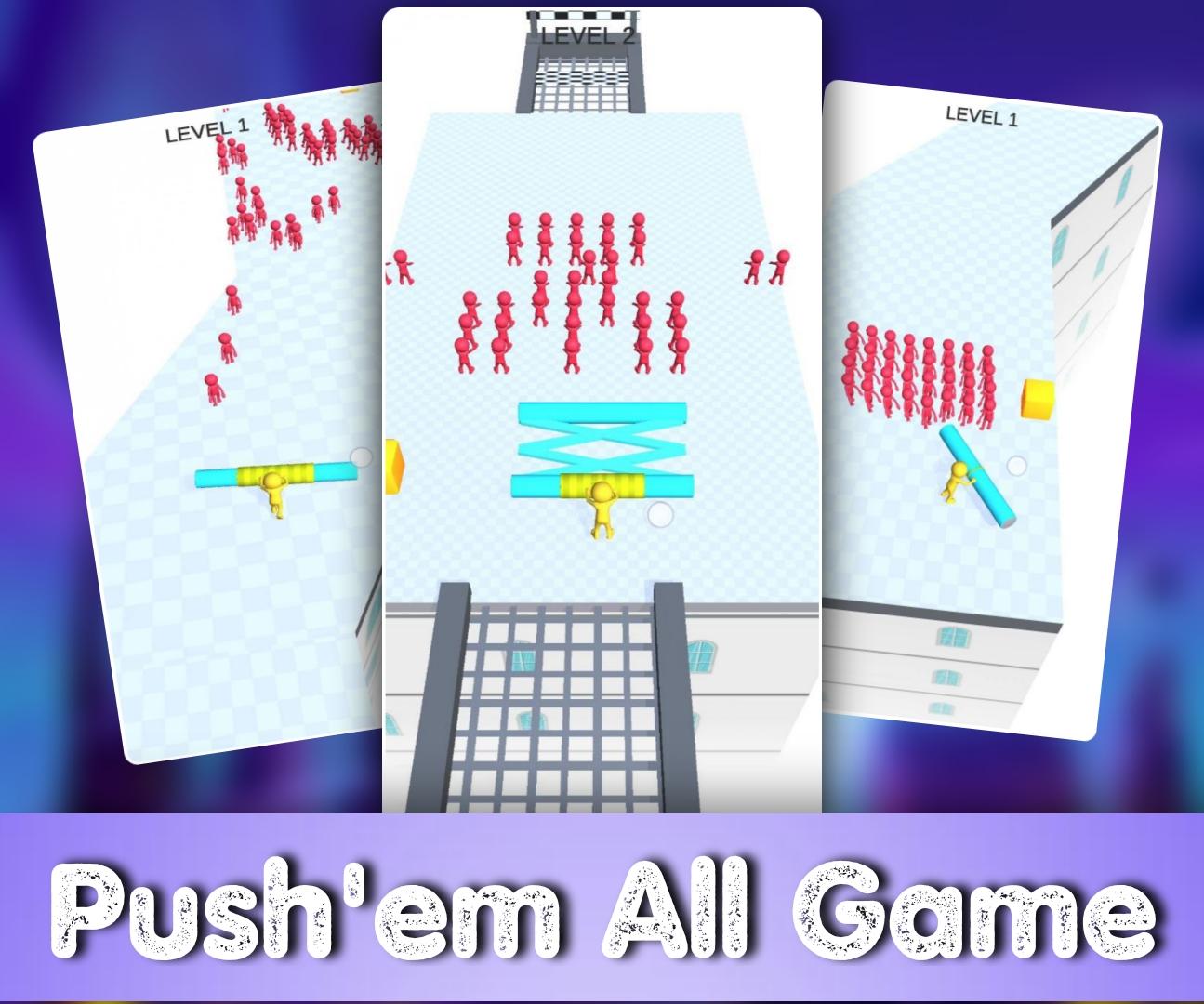 Pushem All game